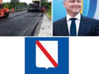 """Pioggia di fondi alla viabilità provinciale.Strianese:""""4 milioni e 800mila euro per la S.P.12 ad Aquara"""""""
