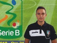 L'arbitro Manuel Robilotta della sezione AIA di Sala Consilina domani su Rai Sport per Perugia-Crotone