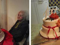 A Moliterno una delle donne più longeve d'Italia. La signora Donata Mastrangelo spegne 107 candeline