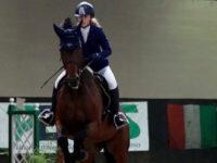 Ornella Castella, originaria del Vallo di Diano, conquista il titolo di Campione Toscano di Equitazione