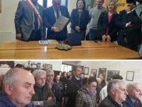 Il Prefetto di Salerno Russo incontra amministratori, autorità e associazioni nel Municipio di Padula