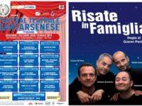 """Domani la compagnia """"Il Sipario"""" al """"Festival Teatrale Santarsenese"""" con """"Risate in famiglia"""""""
