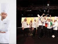 La Nazionale Italiana Cuochi conquista l'Expogast. Nel team lo chef potentino Vincenzo Romano