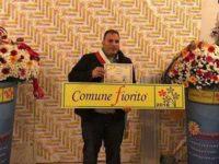 """Sanza: il vicesindaco Toni Lettieri a Bologna per ritirare il premio """"Comune Fiorito 2018"""""""