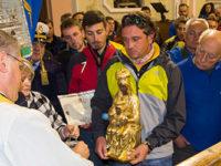 La Madonna di Viggiano in Peregrinatio. A Caggiano consegnata una statua ai familiari di Antonio Altilio