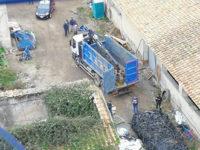 Smaltimento illecito di rifiuti speciali. Sequestri e denunce a Battipaglia