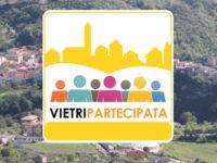"""E' online la piattaforma """"Vietri Partecipata"""", cittadini protagonisti delle scelte dell'Amministrazione"""