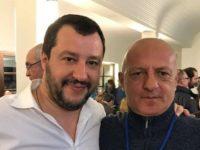 """La Lega scende in piazza a Roma.Falcone:""""Dal Vallo di Diano e dal Cilento sveglia alle 4 pur di esserci"""""""