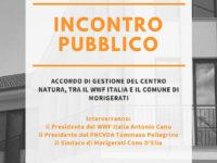 Domani il Comune di Morigerati e WWF Italia siglano accordo per la gestione del Centro Natura