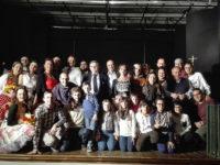 """Festival Teatrale Santarsenese. Una 6^ serata ricca di risate e riflessioni con la Compagnia """"Ipercaso"""""""