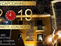 """Atena Lucana: """"Capodanno 2019…Party con noi!"""" nell'elegante Villa Torre Antica"""