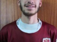 Niccolò Casella, 19enne di Teggiano, approda in Serie D con il Borgosesia