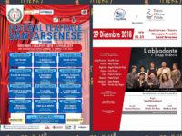 """Al Festival Teatrale Santarsenese domani in scena la compagnia """"Teatro Officina Padula"""""""