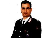 Carabinieri Sala Consilina. Il Luogotenente Francesco Argento va in pensione dopo 37 anni nell'Arma
