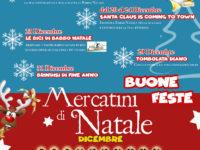 Al Centro Commerciale Diano la magica atmosfera delle Feste con il Mercatino di Natale