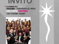 """Musica, arte e cultura al progetto """"D.O.N."""" di Teggiano. Domani concerto del """"Key Gospel Choir"""""""