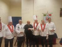 Il Maestro Manfredi e lo chef Benincasa giudici d'onore in un concorso enogastronomico a Battipaglia