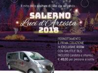La magia delle Luci d'Artista di Salerno – le promozioni de L'ARABA FENICE HOTEL & RESORT