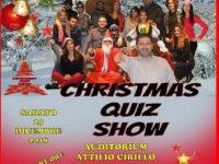 Domani ad Atena Lucana una serata all'insegna del Natale con il Christmas Quiz Show