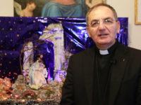Gli auguri di Natale del Vescovo della Diocesi di Teggiano-Policastro, Padre Antonio De Luca