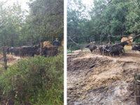 Smaltiva illecitamente rifiuti zootecnici. Denunciato titolare di un allevamento bufalino a Capaccio