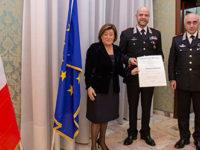 Promozione a Maggiore dei Carabinieri per Gennaro Cascone, Comandante della Compagnia di Potenza