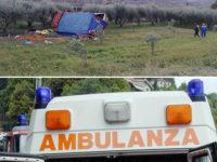 Non ce l'ha fatta Giovanni Ferraro, 78enne di Montesano coinvolto nell'incidente sulla Fondo Val d'Agri
