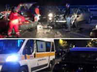 Tragico scontro tra auto sulla Fondo Valle Sele. Perde la vita uomo di Valva