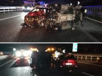 Tragico incidente sull'A2 a Campagna. Perde la vita 42enne di Palomonte