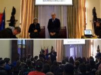 Il Direttore della Dia, Giuseppe Governale, incontra gli studenti salernitani per parlare di mafia