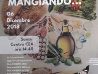 """Sanza: domani il convegno """"La Salute vien mangiando"""" con la presentazione del progetto DE.CO"""