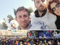 La Lega di Salvini scende in piazza a Roma. Presenti anche i rappresentanti del Vallo di Diano