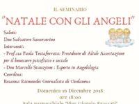 """Domani a Teggiano il seminario """"Natale con gli Angeli"""" organizzato dall'associazione Aliah"""