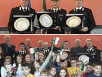 Medaglia d'argento al Valore Militare per tre Carabinieri della Compagnia di Sapri