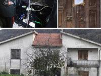 Scoperto un laboratorio per la droga in una villetta disabitata a Salvitelle, indagini in corso