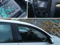 Tentato furto nella notte a Sala Consilina. Frantumano vetri di un'auto per rubare lo stereo