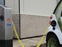 A Pertosa una stazione di ricarica per veicoli elettrici dopo l'adesione all'intesa con Enel Mobility