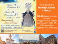 23/24 febbraio – VIAGGI RUOCCO organizza autobus per Carnevale dei Figli di Bocco, provincia di Arezzo