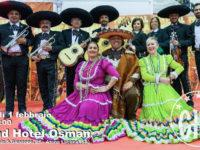Al Grand Hotel Osman di Atena Lucana l'1 febbraio arrivano la musica e i gusti tipici del Messico
