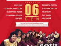 """Polla: domani il concerto Soul Gospel per l'evento """"Saluti dalla Befana"""""""