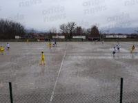 L'Agropoli vince 4-2 con il Valdiano e balza in testa. Vertucci e Tudisco puntano l'indice sull'arbitro