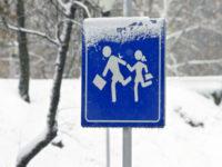 Maltempo e neve. Domani scuole chiuse in diversi comuni del Potentino