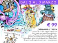 2 e 3 marzo – VIAGGI SPERANZA organizza pullman per il Carnevale di Putignano