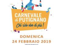 Il 24 febbraio tanto divertimento al Carnevale di Putignano con l'Agenzia Curcio Viaggi