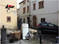 Incendio in un'abitazione di Corleto Perticara. Carabinieri e Vigili del Fuoco evitano il peggio