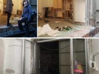 Vandalizzata la sede dell'Arcigay a Salerno. Laura Boldrini in visita di solidarietà