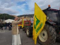 Coldiretti Salerno a Camerota per la 68^ Giornata del Ringraziamento. Benedetti i trattori e le barche
