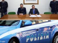 Diminuiscono i reati in provincia di Salerno. Il Questore Ficarra illustra il bilancio del 2018