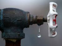 Si spezza una tubatura di Acquedotto Lucano.Sospensione dell'erogazione idrica e scuole chiuse a Balvano