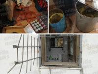 Furto in un casolare a Buccino. Rubati olio, salumi, vino e attrezzature agricole